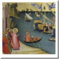The Legend of Saint Nicholas - Ambrogio Lorenzetti